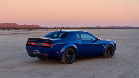 2019 Dodge Challenger Hellcat 2019 dodge challenger srt hellcat wallpapers hd images