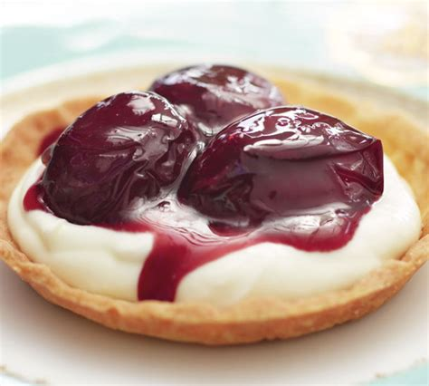 roasted plum tarts annabel langbein recipes
