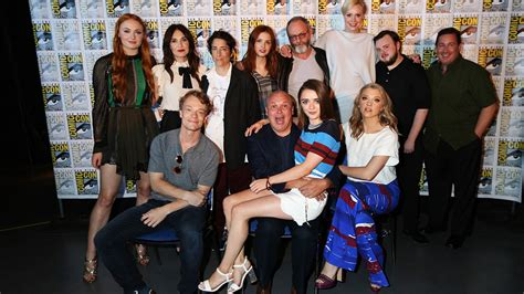Relive Best Moments Of 'game Of Thrones' Panel