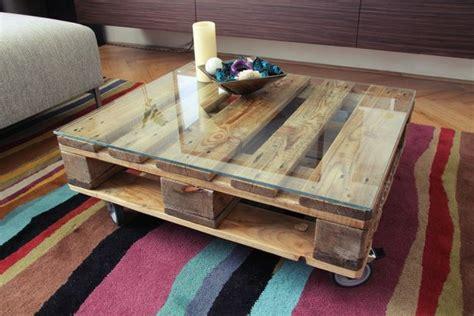 Tisch Aus Holzpaletten by Europaletten Inspiration F 252 R Das Innendesign