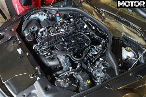 toyota  supra engine uncovered