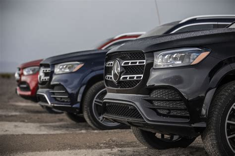 There's a chance we won't be seeing this quicker crossover till 2020, depending on how benz wants to roll it out. Mercedes-Benz Introduces New and Refreshed SUVs, Debuts New AMG Performance Models and Expands ...