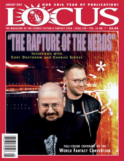 locus  locus magazine profile january