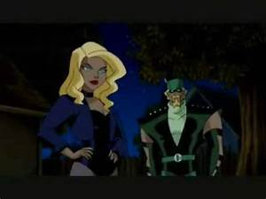 Green Arrow and Black Canary vs. Huntress and Question ...