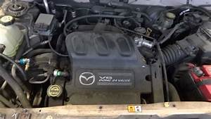 2002 Mazda Tribute 3 0l Engine With 69k Miles