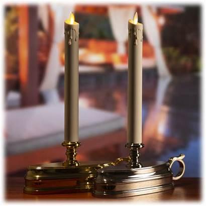 Effect Flame Luminara Window Candle Candles