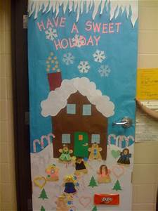 Way Good Day door decorating