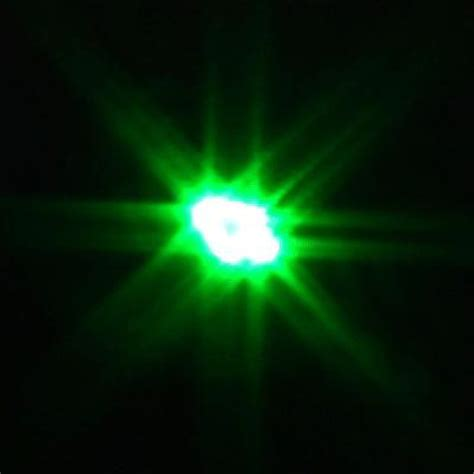 the power of light 50mw 532nm high power flashlight style green laser pointer
