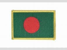 Flag Patch Bangladesh RoyalFlags