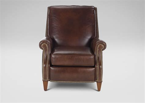 Ethan Allen Leather Furniture Care by Colburn Leather Recliner Omni Brown Leather Sofa Guide