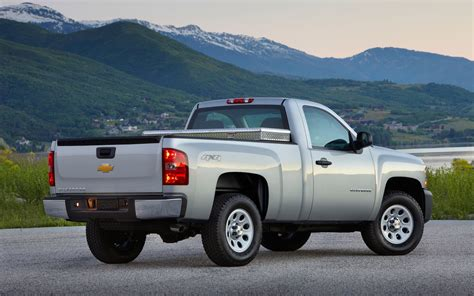 2012 Chevrolet Silverado And Silverado Hd Photo Gallery