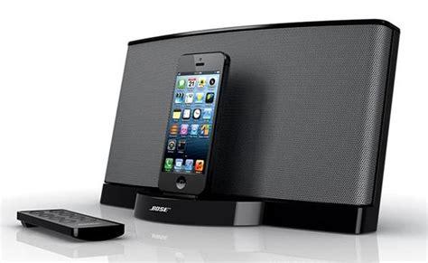 bose iphone dock bose sounddock series iii dock speaker system gadgetsin