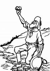 Rush Clip Clipart Klondike Miner California Australian Rushes Mining Svg Coloring Mine Sketch Panner Activity Sheet Log Cliparts Register Sheets sketch template