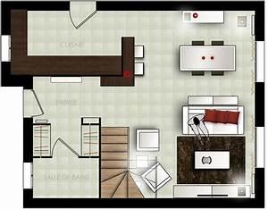 stunning idee amenagement pictures amazing house design With idee deco studio 30 m2