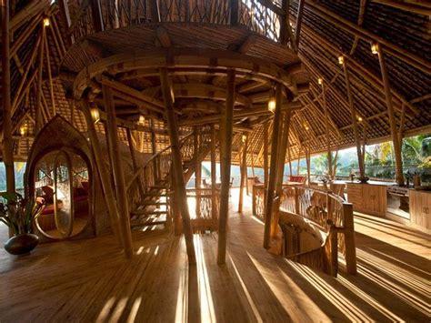 amazing modern bamboo home interior design  ideas