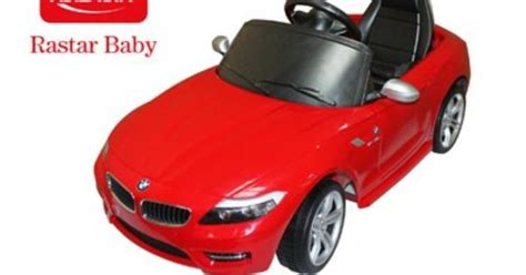 Licensed Bmw Z4 Limited Edition Ride On Toy