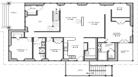 5 bedroom house plans 2 two bedroom house plans with porch small 2 bedroom house