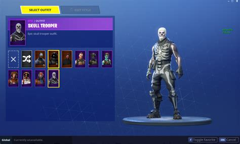Fortnite Ghoul Trooper