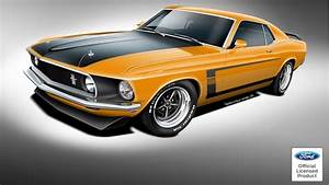 New 1960s Ford Mustang Boss 302 and Mach 1 go on sale soon | Autoblog