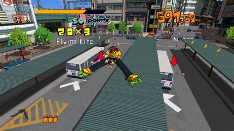 Graffiti Xbox Game :  Sega's Hell Yeah And Jet Set Radio