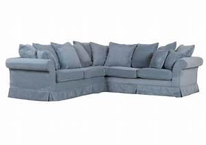 Fly Canape Angle : canap d 39 angle fly bleu sb meubles discount ~ Teatrodelosmanantiales.com Idées de Décoration