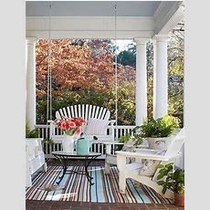 How To Make Your Porch More Inviting  Outdoor Living