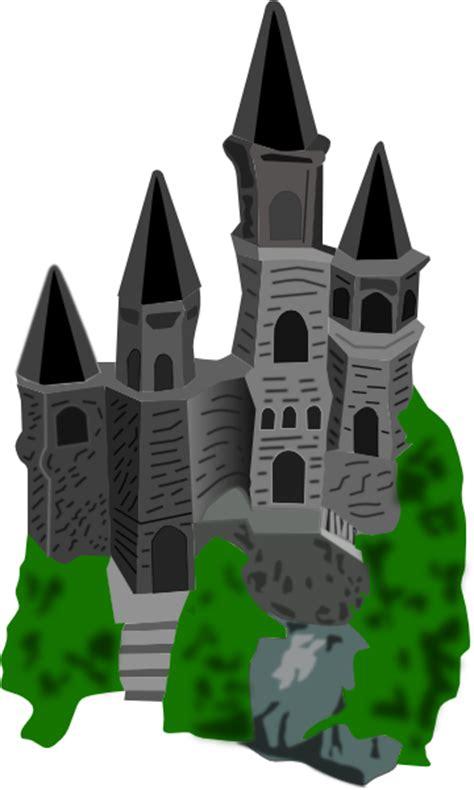 castle clip art  clkercom vector clip art