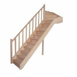 Escalier Double Quart Tournant Pas Cher : 1 4 tournant haut woodup une marque levigne ~ Premium-room.com Idées de Décoration