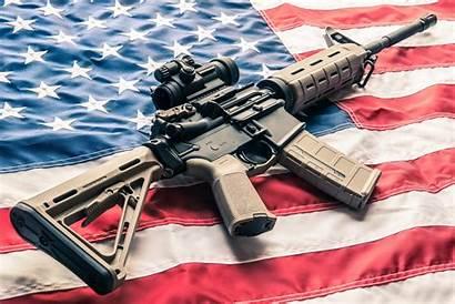 Ar Colt Rifle Gun Modern