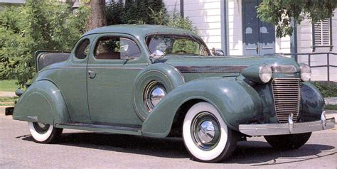 1930s Car Styling ~ vintage everyday