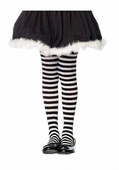 Tights Clipart Striped Alice Wonderland Fancy Halloween