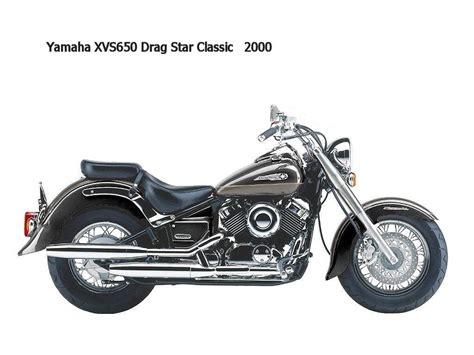 xvs 650 drag yamaha xvs 650 drag classic 1998 technische daten