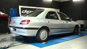 Reprogrammation Moteur Peugeot 406 Hdi 136cv   169cv Dyno