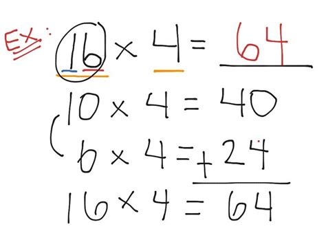 431 Best Images About Multiplication On Pinterest  Multiplication Strategies, Multiplication