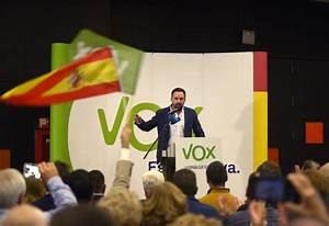 Vox: Tiny Spanish far-right party gaining ground in ...