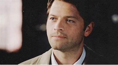 Castiel Supernatural Smile Angel Misha Imagines Dean