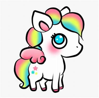 Kawaii Unicorn Stickers Funny Sticker Crazy Transparent