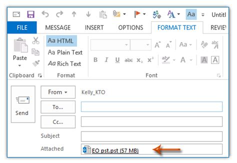 Office 365 Outlook Attachment Size Limit by How To Change Or Increase The Attachment Size Limitation