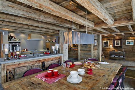 emploi cuisine suisse en suisse un chalet authentique et tout confort maison