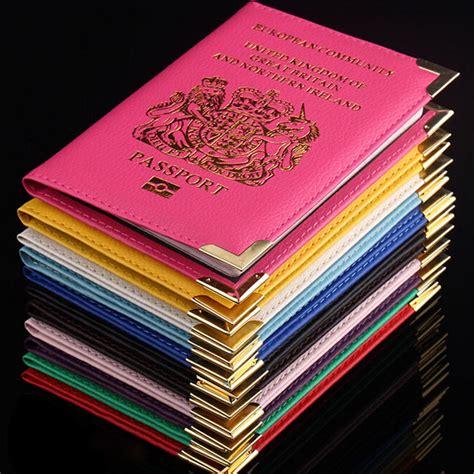 passport holder  uk  european passport protector