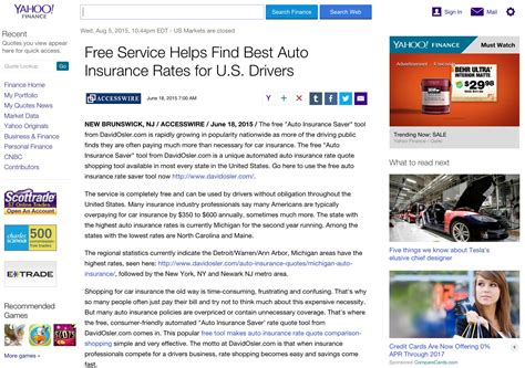 auto insurance promoting businesses
