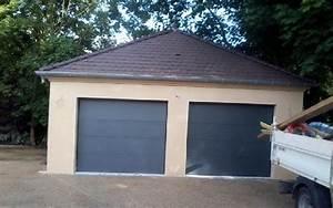 photos de garages en parpaing construire garagecom With monter un garage en parpaing