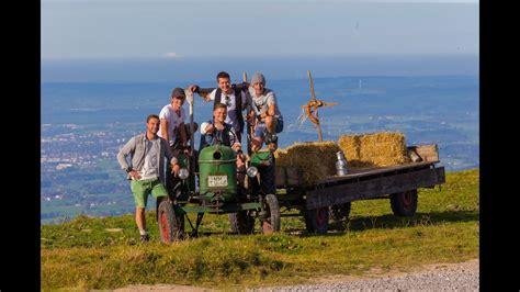 lausbuam resi  hol  mit meim traktor ab viyoutube