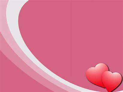 Powerpoint Background Heart Backgrounds Ppt Valentine Templates