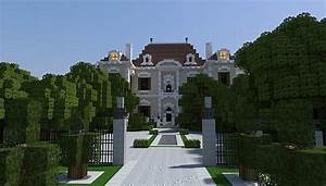 Crespi Estate | Beautiful Mansion – Minecraft House Design
