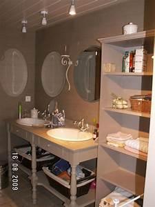 Ma Salle De Bain : ma salle de bain r nov e les charmes d antan ~ Dailycaller-alerts.com Idées de Décoration