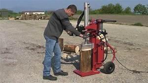 Fendeuse A Bois Electrique : fendeuse bois thermique ~ Dailycaller-alerts.com Idées de Décoration