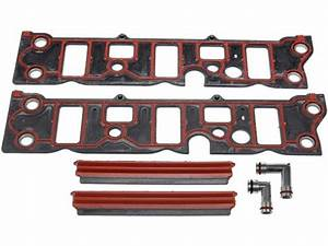 46mg12s Lower Intake Manifold Gasket Set Fits 1997