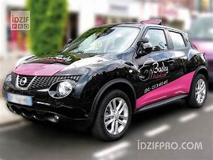 Nissan Bethune : idzif pro lettrage adh sif sur voiture auto cole ~ Gottalentnigeria.com Avis de Voitures