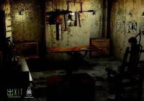 Exit Escape Game Room